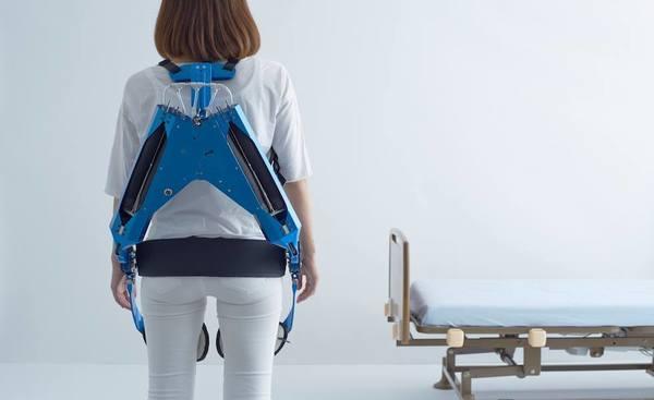ウェアラブルロボット「マッスルスーツ®」を体験!