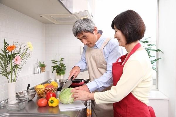 今注目!介護食も学べる男性向け料理教室