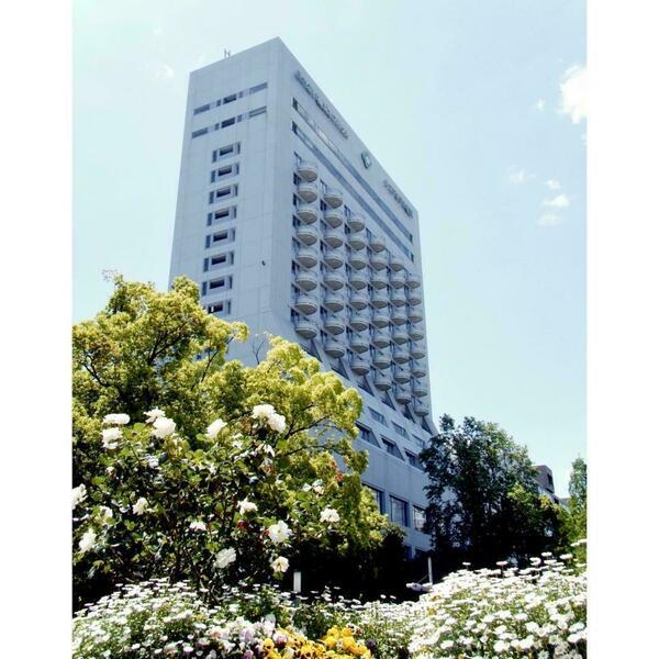 シニアホテル横浜の外観