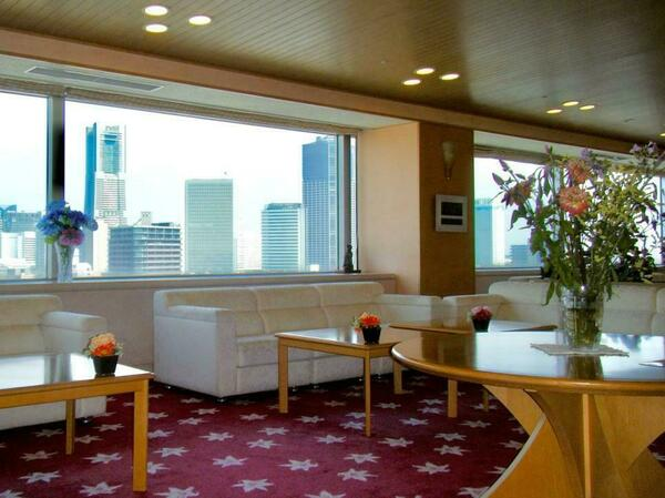 シニアホテル横浜の館内